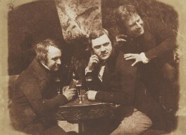 Edinburgh Ale, by David Octavius Hill, and  Robert Adamson - NPG P6(141)