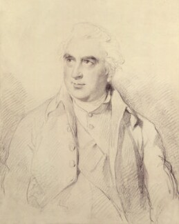 Sir Joseph Banks, Bt, by Sir Thomas Lawrence - NPG 853