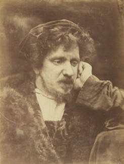 Thomas Oldham Barlow, by David Wilkie Wynfield - NPG P71
