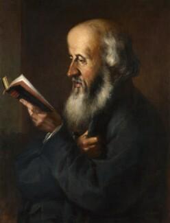 William Barnes, by George Stuckey - NPG 3332