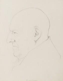 Shute Barrington, by Sir Francis Leggatt Chantrey - NPG 316a(4)