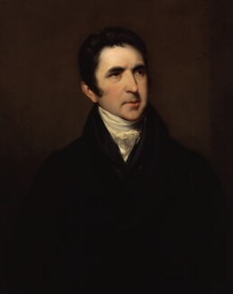 Sir John Barrow, 1st Bt, attributed to John Jackson - NPG 886