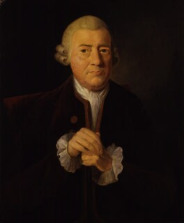 John Baskerville, after James Millar - NPG 1394