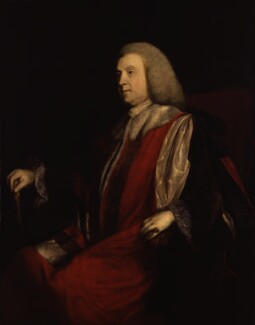 William Pulteney, 1st Earl of Bath, after Sir Joshua Reynolds, possibly 19th century, based on a work of 1755-1757 - NPG 35 - © National Portrait Gallery, London