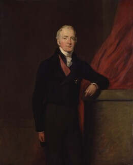 Henry Bathurst, 3rd Earl Bathurst, by William Salter, 1834 - NPG 3697 - © National Portrait Gallery, London