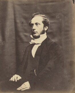 Thomas Vere Bayne, by Lewis Carroll - NPG P7(18)