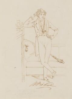 Benjamin Disraeli, Earl of Beaconsfield, by or after Daniel Maclise - NPG 3093