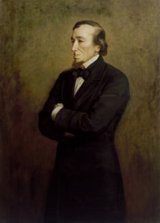 Benjamin Disraeli, Earl of Beaconsfield, by Sir John Everett Millais, 1st Bt - NPG 3241