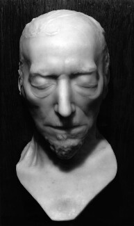 Benjamin Disraeli, Earl of Beaconsfield, by Robert Glassby, cast by  John Theodore Tussaud - NPG 2655