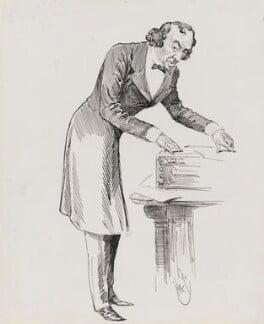 Benjamin Disraeli, Earl of Beaconsfield, by Harry Furniss, 1880s-1900s - NPG 3341 - © National Portrait Gallery, London