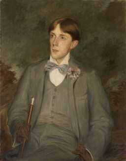 Aubrey Beardsley, by Jacques-Emile Blanche, 1895 -NPG 1991 - © National Portrait Gallery, London