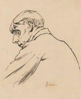 Aubrey Beardsley, by Walter Richard Sickert, circa 1894 - NPG 1967 - © National Portrait Gallery, London