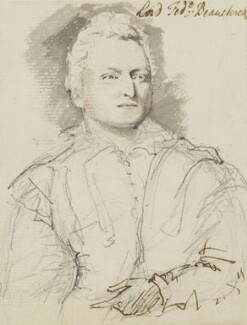 Possibly Lord Frederick de Vere Beauclerk, by Sir George Hayter - NPG 883(2)