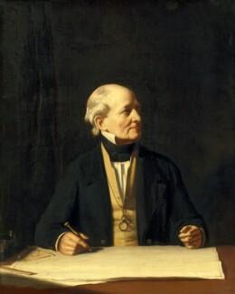 Sir Francis Beaufort, by Stephen Pearce, 1850 - NPG 918 - © National Portrait Gallery, London