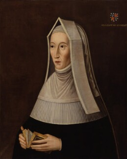 Lady Margaret Beaufort, Countess of Richmond and Derby, by Unknown artist, second half of 17th century - NPG 551 - © National Portrait Gallery, London