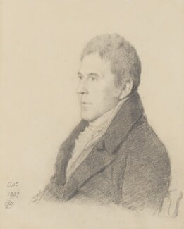 Sir George Howland Beaumont, 7th Bt, by George Dance - NPG 1137