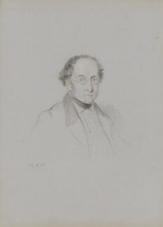 Sir Henry Thomas de la Beche, by William Brockedon - NPG 2515(94)