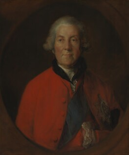 John Russell, 4th Duke of Bedford, by Thomas Gainsborough - NPG 755