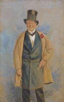 Paul John Bedford, by Alfred Bryan - NPG 2449