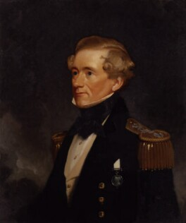 Frederick William Beechey, by Stephen Pearce - NPG 911