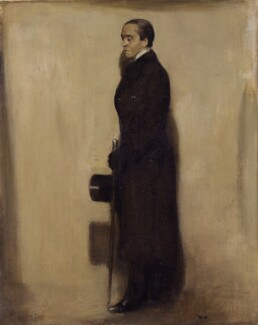 Sir Max Beerbohm, by William Nicholson - NPG 3850