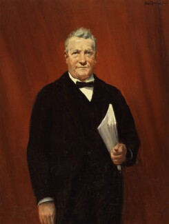 Unknown man, formerly known as Hilaire Belloc, by Unknown artist - NPG 4341