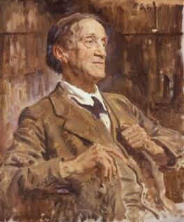 Frank Benson, by Reginald Grenville Eves - NPG 3777