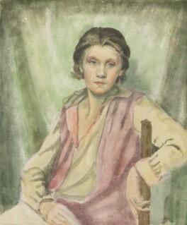 Stella Benson (Mrs Anderson), by Cuthbert Julian Orde - NPG 3321