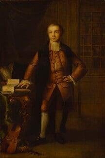 Jeremy Bentham, studio of Thomas Frye, 1760 - NPG 196 - © National Portrait Gallery, London
