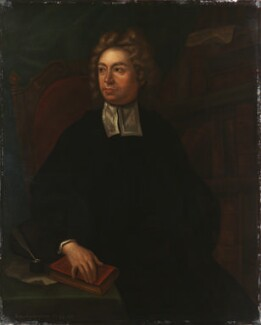 Richard Bentley, after Sir James Thornhill - NPG 851