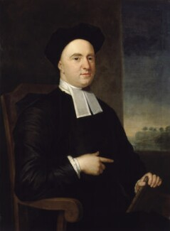 George Berkeley, by John Smibert - NPG 653
