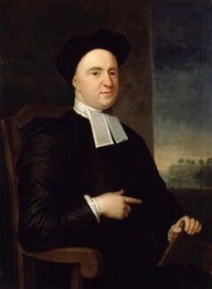 George Berkeley, by John Smibert, 1730 - NPG 653 - © National Portrait Gallery, London