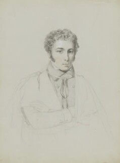 Albert James Bernays, by William Brockedon - NPG 2515(102)