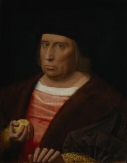 John Bourchier, 2nd Baron Berners, by Unknown Netherlandish artist - NPG 4953