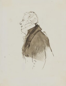 John William Ponsonby, 4th Earl of Bessborough, by Edwin Landseer - NPG 4915