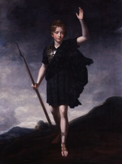 William Henry West Betty, by John Opie - NPG 1392