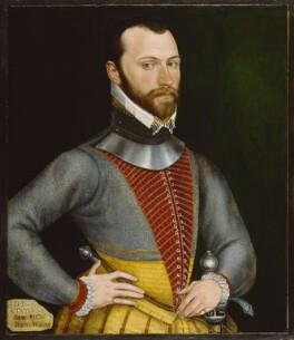 Sir Richard Bingham, by Unknown artist - NPG 3793