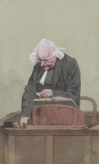 Thomas Binney (Benny), by Charles Auguste Loye ('M.D' or Montbard) - NPG 2182