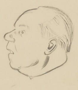 Cyril Kenneth Bird, by Sir David Low - NPG 4529(24)