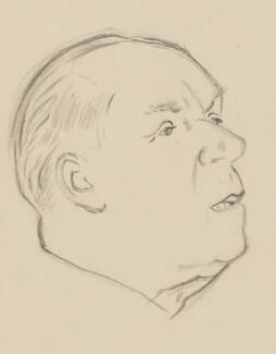 Cyril Kenneth Bird, by Sir David Low - NPG 4529(25)
