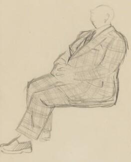 Cyril Kenneth Bird, by Sir David Low - NPG 4529(26)