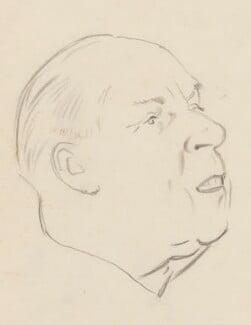 Cyril Kenneth Bird, by Sir David Low - NPG 4529(27)