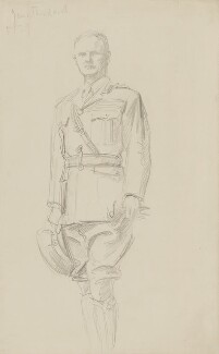 William Riddell Birdwood, 1st Baron Birdwood, by John Singer Sargent - NPG 2908(1)