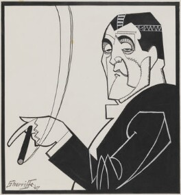 Frederick Edwin Smith, 1st Earl of Birkenhead, by Robert Stewart Sherriffs, 1929 - NPG 5224(4) - © National Portrait Gallery, London