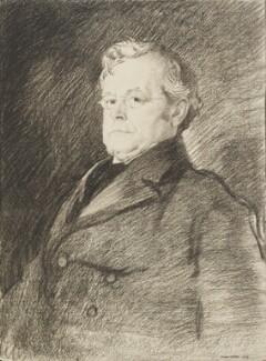 Augustine Birrell, by Sir William Orpen - NPG 2791