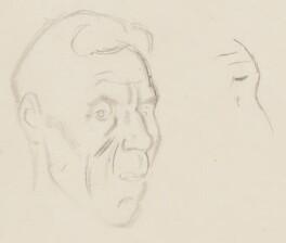 Patrick Maynard Stuart Blackett, Baron Blackett, by Sir David Low - NPG 4529(34)