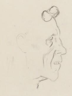 Patrick Blackett, by Sir David Low - NPG 4529(35)
