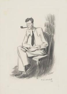 Patrick Blackett, by Sir David Low - NPG 4565