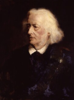 John Stuart Blackie, by Somerled Macdonald - NPG 2670