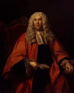 Sir William Blackstone, by Unknown artist - NPG 388